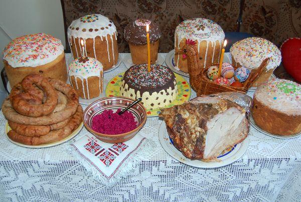 Головні православні свята у квітні 2012